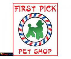 First Pick Pet Shop Grooming and Wellness Center