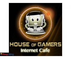 House of Gamers Internet Cafe