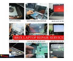 Brix Laptop Repair Services Pasay Area