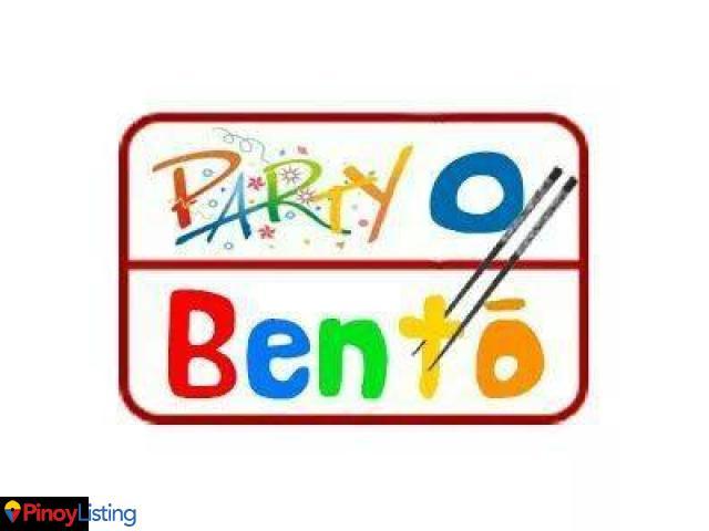 Party O Bento