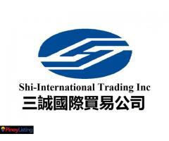 Shi International Trading Inc