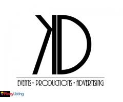 KD Events Productions and Advertising