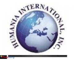 Humania International Inc
