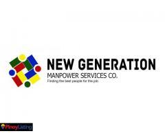 NewGen Manpower Services Co