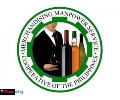 Merchandising Manpower (MMSCP)