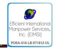 Efficient International Manpower Services, Inc.