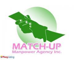 Match-Up Manpower Agency Inc.