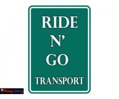 Ride N' Go Transport