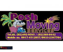 Posh Lipat Bahay / Office Transfer Services