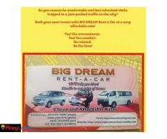 BIG DREAM Rent a Car