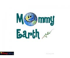 Mommy Earth: The Upcycle, Herbs & Greens Shop