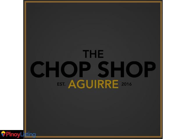 Chop Shop Aguirre Parañaque - Pinoy Listing - Philippines