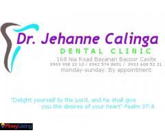 Dr. Jehanne Calinga Dental Clinic
