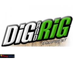 Dig and Rig Equipment