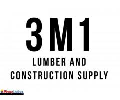 3M1 Lumber and Construction Supply