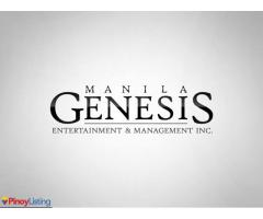 Manila Genesis Entertainment and Management Inc.