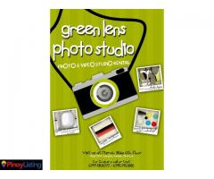 Green Lens Photo Studio