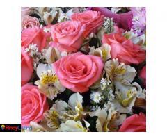 Pink Basket Flower Shop