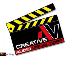 Creative Audio Visual Commercial Corporation