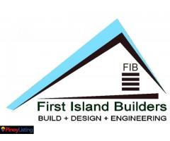 First Island Builders