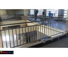 JEFF Stainless Center.Muffler,Bumper,Terrace,Grill's & Railing.