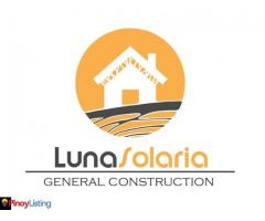 Luna Solaria Construction, Engineering & Architectural Services