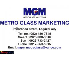 Metro Glass Marketing