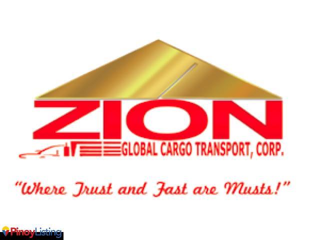 Zion Global Cargo Transport