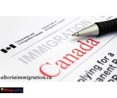 Express Entry Canda - Altoria Immigration
