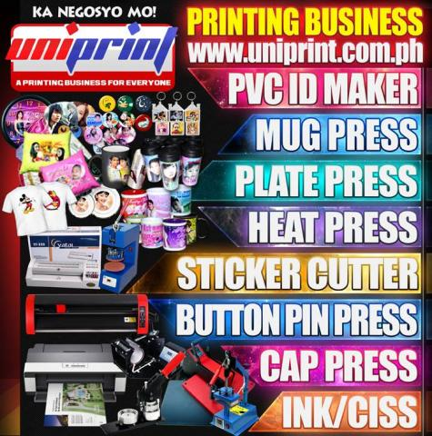 Uniprint - A Printing Business for Everyone