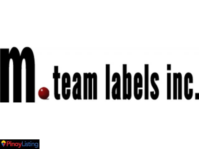 M-Team Labels Inc.