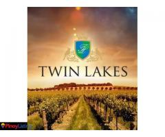 TWIN LAKES - The Philippines' First Vineyard Township Community