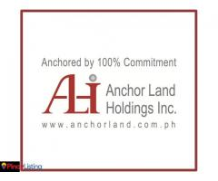 Anchor Land Holdings, Inc.
