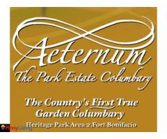Aeternum - The Park Estate Columbary