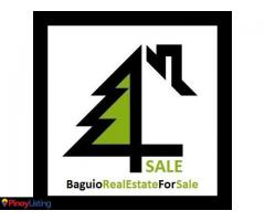 Baguio-Real Estate-For Sale