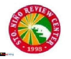 Sto. Niño Review Center for Teachers