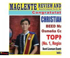 Maglente Review and Training Center