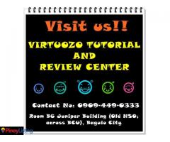 Virtuozo Tutorial & Review Center