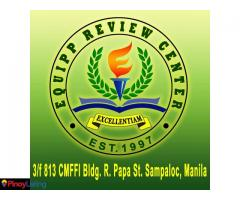 Equipp Review Center Inc. Manila