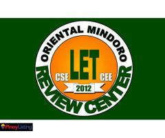 Oriental Mindoro Review Center