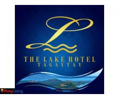 The Lake Hotel Tagaytay Official