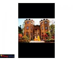 Tagaytay castle house for Rent