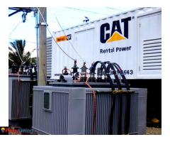 Generator Rental Philippines - Monark Equipment Laguna Branch