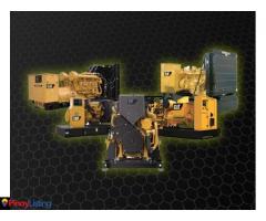 Monark Equipment Corporation - Pampanga Branch - Generator Sets