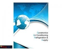 Dynatronics Airconditioning Refrigeration and Supply