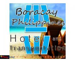 Boracay Philippines Hotel and Transportation Booking Services