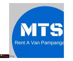 RENT A VAN Angeles City, Pampanga