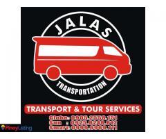 JALAS transportation