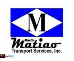 Martin Matiao Transport Services, Inc.