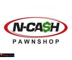 N-CASH Gadget Bag Watch Pawnshop